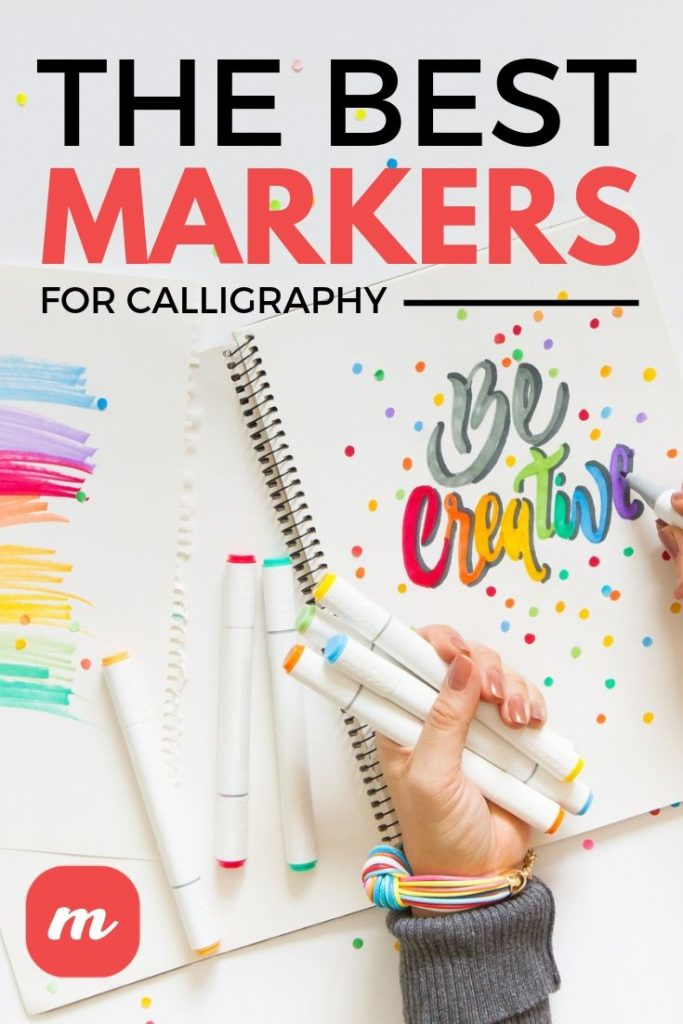 The Best Markers For Caligraphy