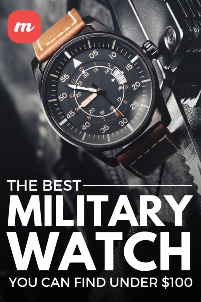 The Best Military Watch You Can Find Under $100