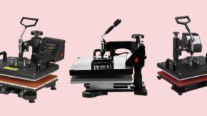 The Best Multifunction Heat Press Machine