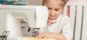 Cover Image: Best Sewing Machine for Kids