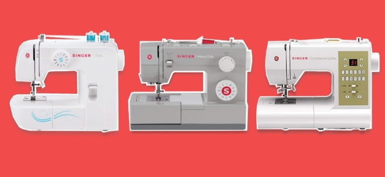 The Best Singer Sewing Machines