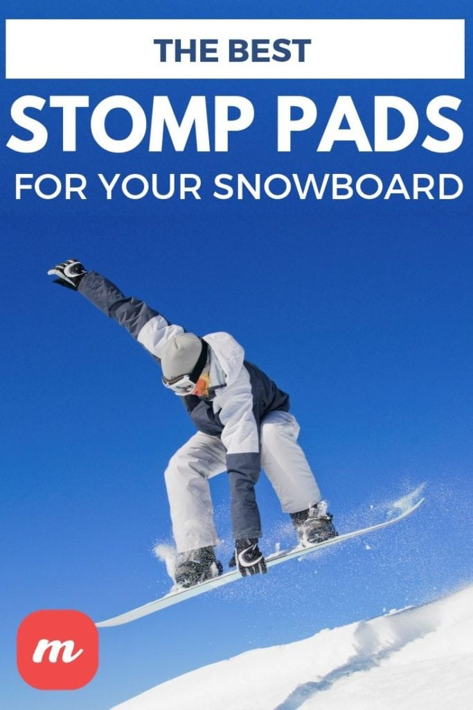 The Best Stomp Pads For Your Snowboard