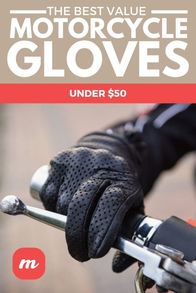 The Best Value Motorcycle Gloves under $50