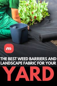 The Best Weed Barriers And Landscape Fabric For Your Yard