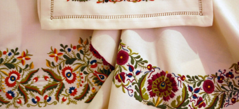 What is Embroidery?