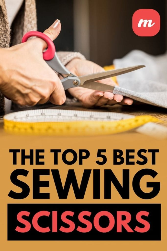 The Top 5 Best Sewing Scissors