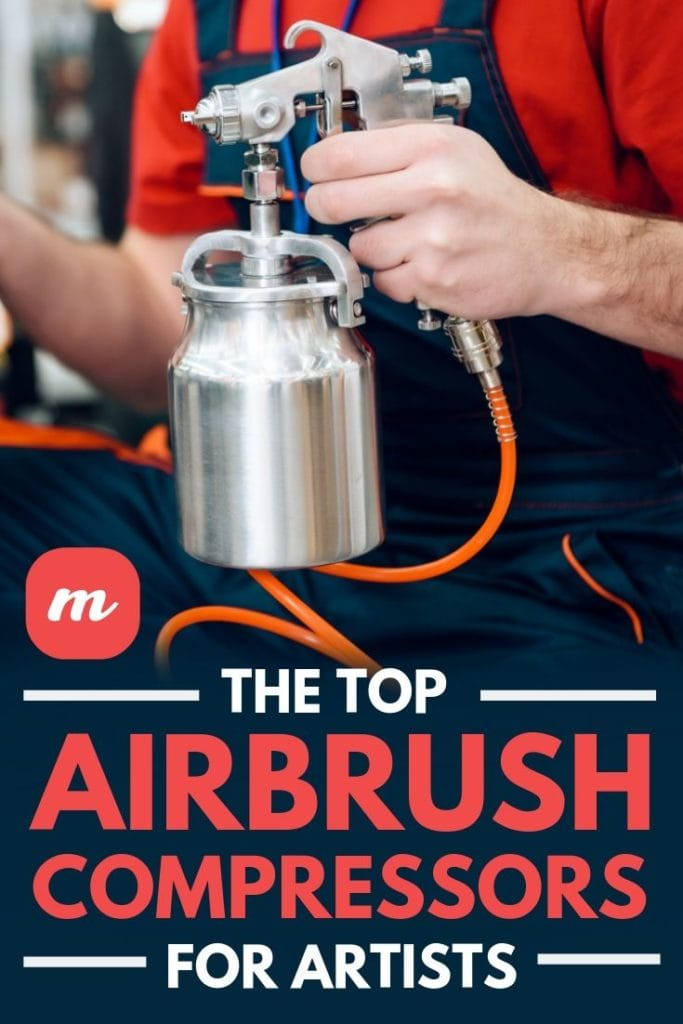 The Top Airbrush Compressors For Artists