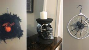 Three Last Minute DIY Halloween Decorations