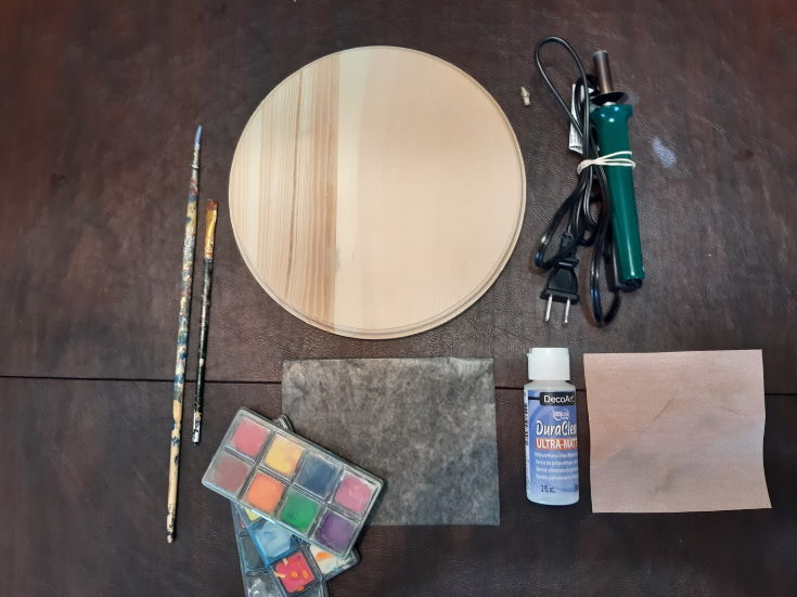 Pyrography Supplies