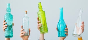 Cover Image: 47 Glass Bottle Cutting Ideas
