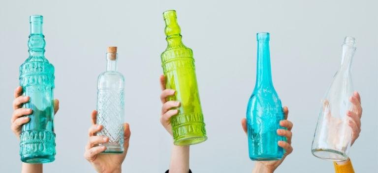 47 Glass Bottle Cutting Ideas
