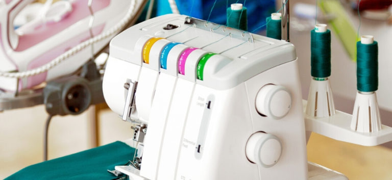 What is a Serger Sewing Machine and Why Do I Want One?