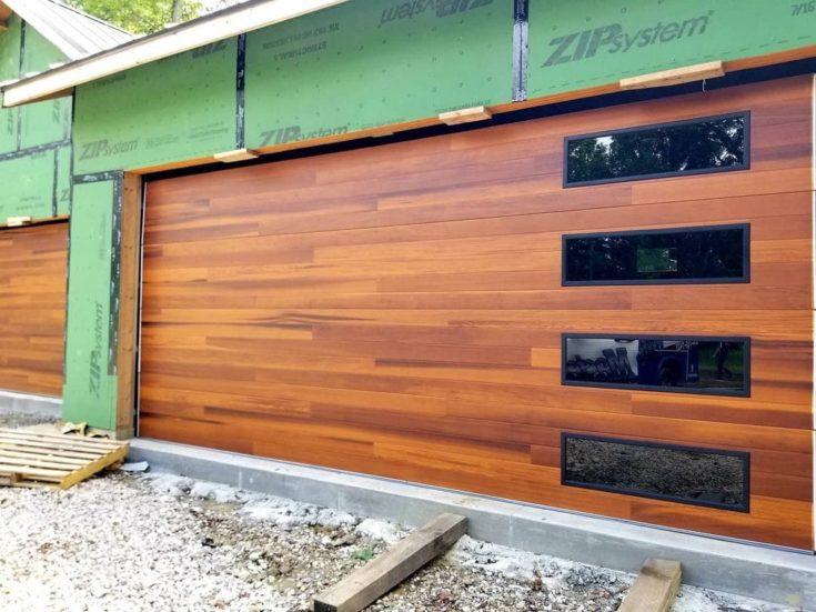 Wild Windows Garage