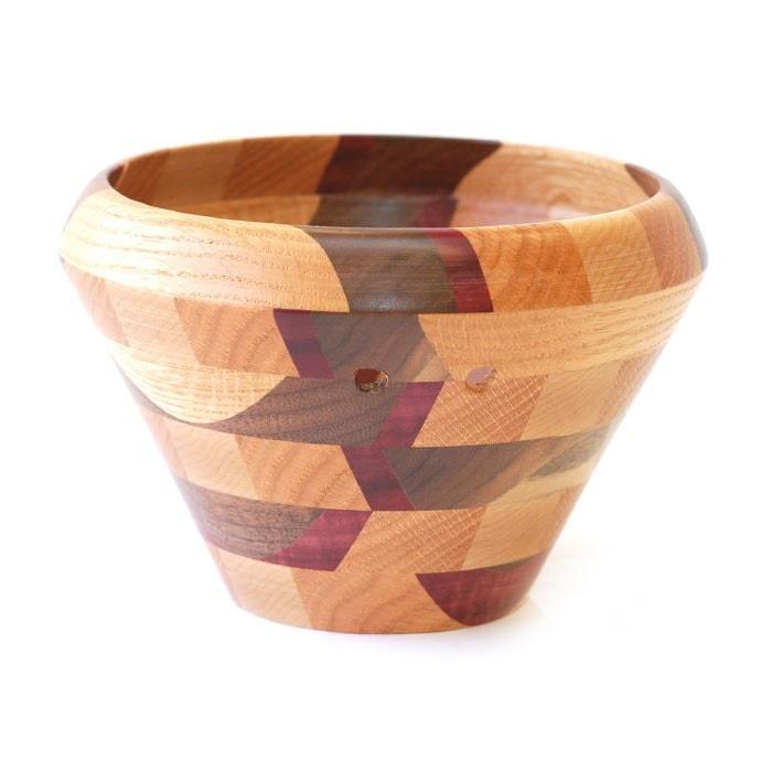 amish yarn bowl