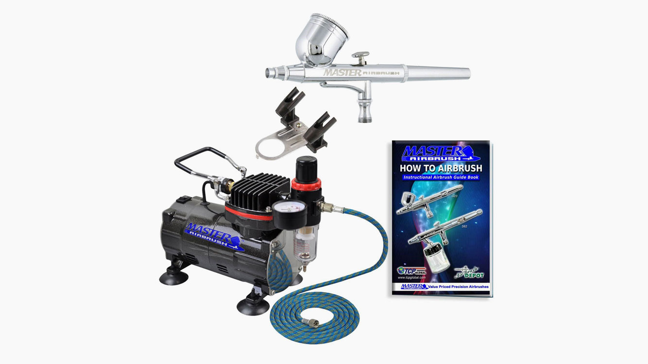 The 4 Best Airbrush Kits for Beginners (With Compressors