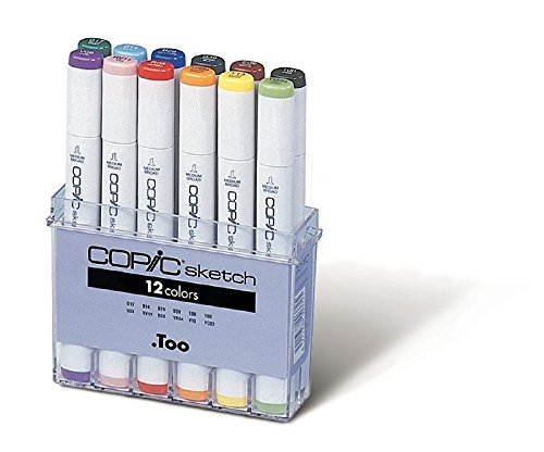 best alcohol based markers copic markers