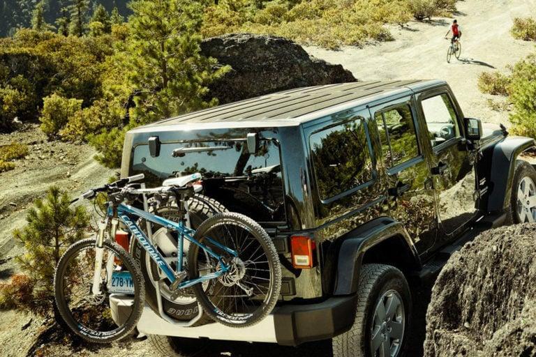 The Best Bike Racks for Jeep Wranglers