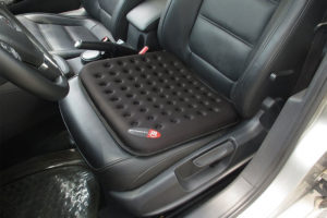 Cover Image: The Best Car Seat Cushions for Long Drives