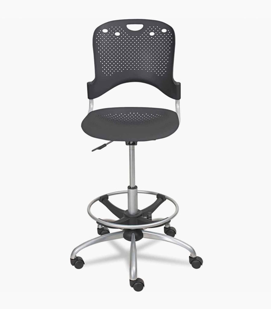 chair stool onsingularity office com chairs desk chic standing tall for leaning any