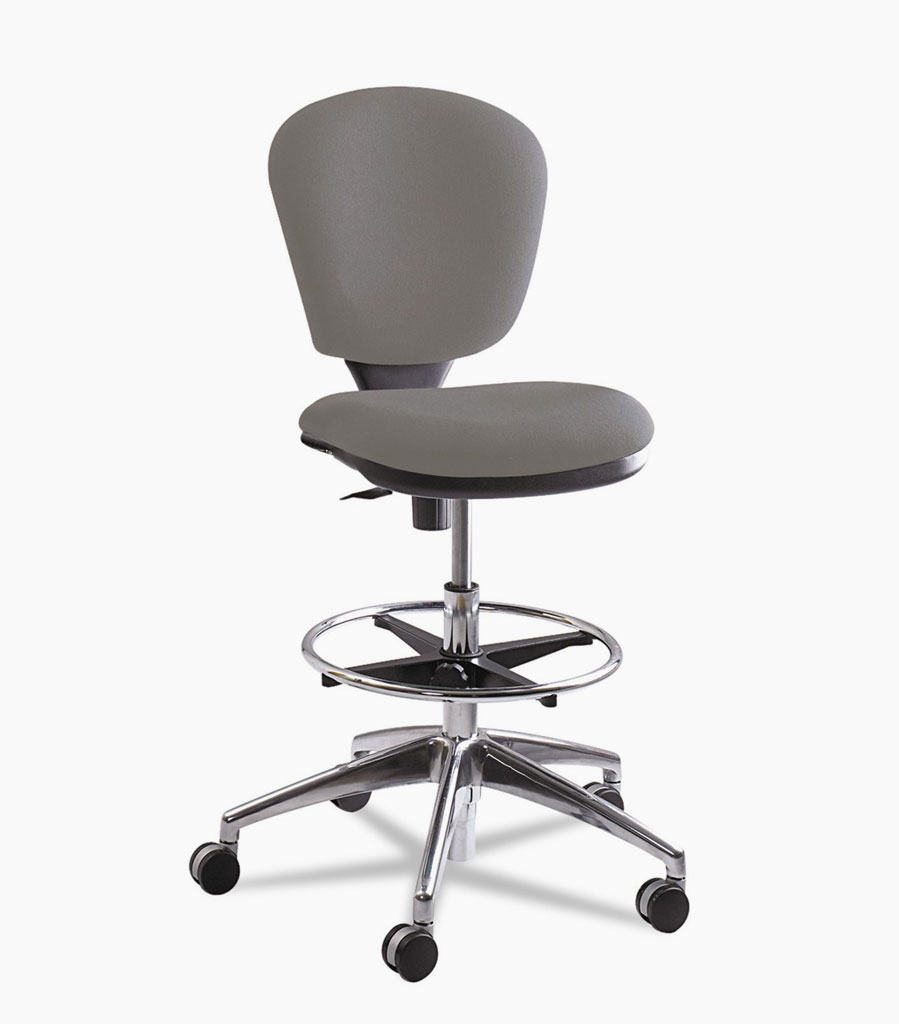 Safco Products 3442GR Metro Extended Height Chair