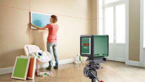 Cover Image: The Best Laser Levels for Hanging Pictures Perfectly Straight