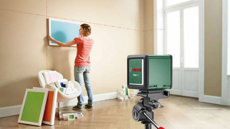 The Best Laser Levels for Hanging Pictures Perfectly Straight