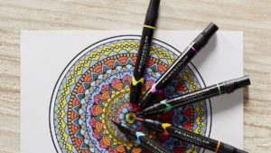 The Best Mandala Markers for Making Beautiful Art