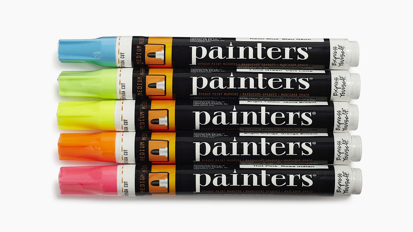The Best Paint Pens & Markers for Wood