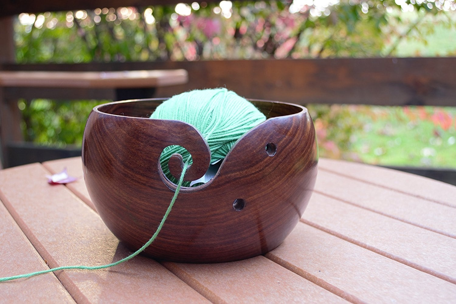 best yarn bowl