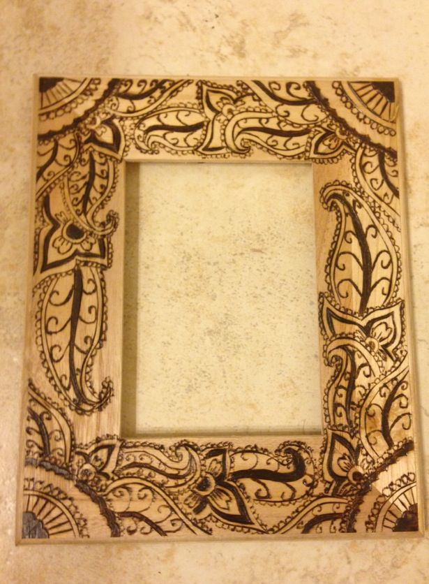 cool woodburning idea