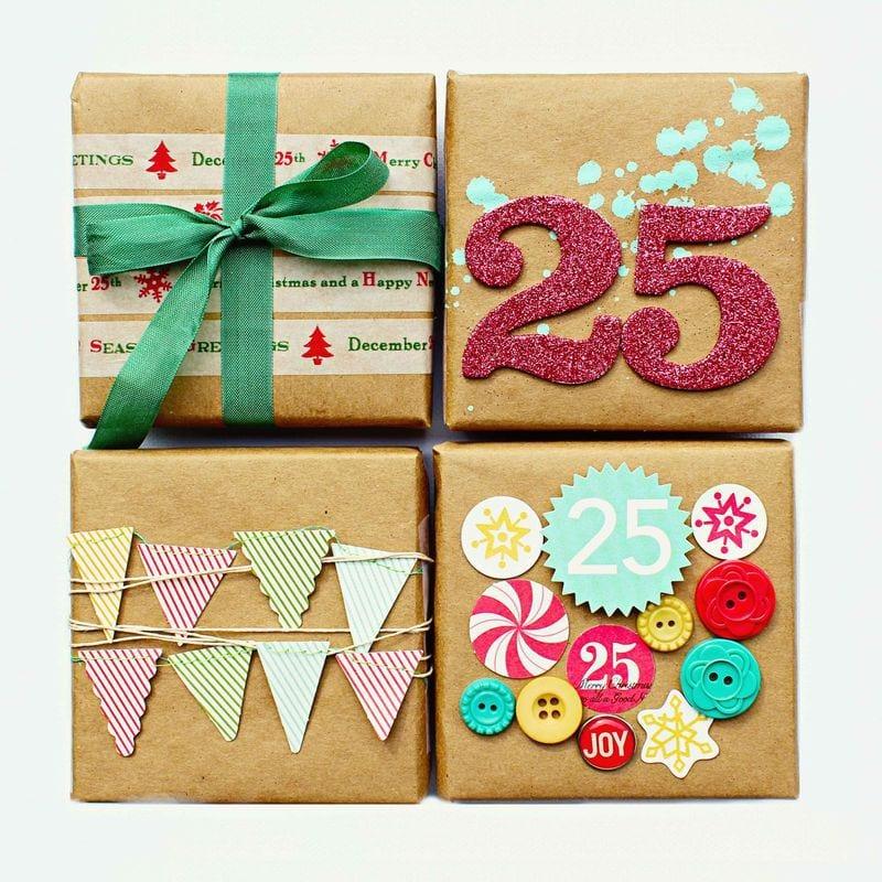 Artsy Fartsy Craftsy Gift Wrapper Paper