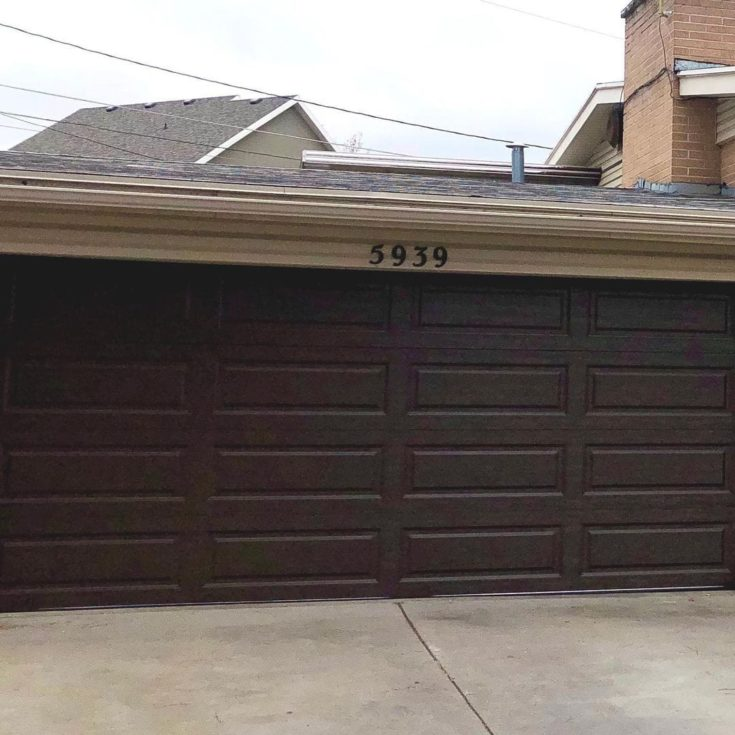 garage upgrade