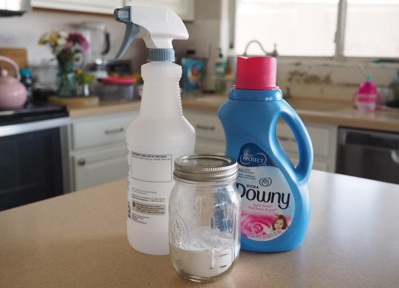 homemade air freshener fabric softener