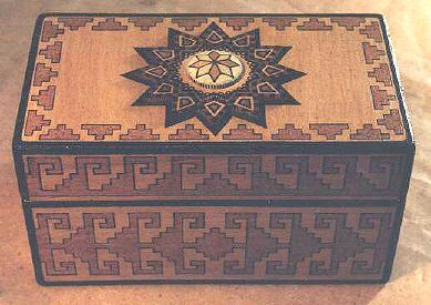pattern for wood burning