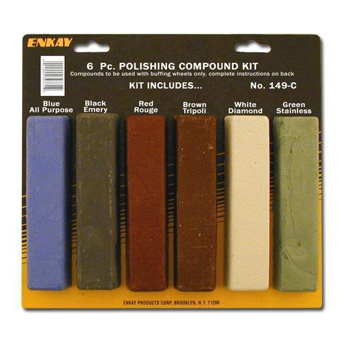 polishing compound kit