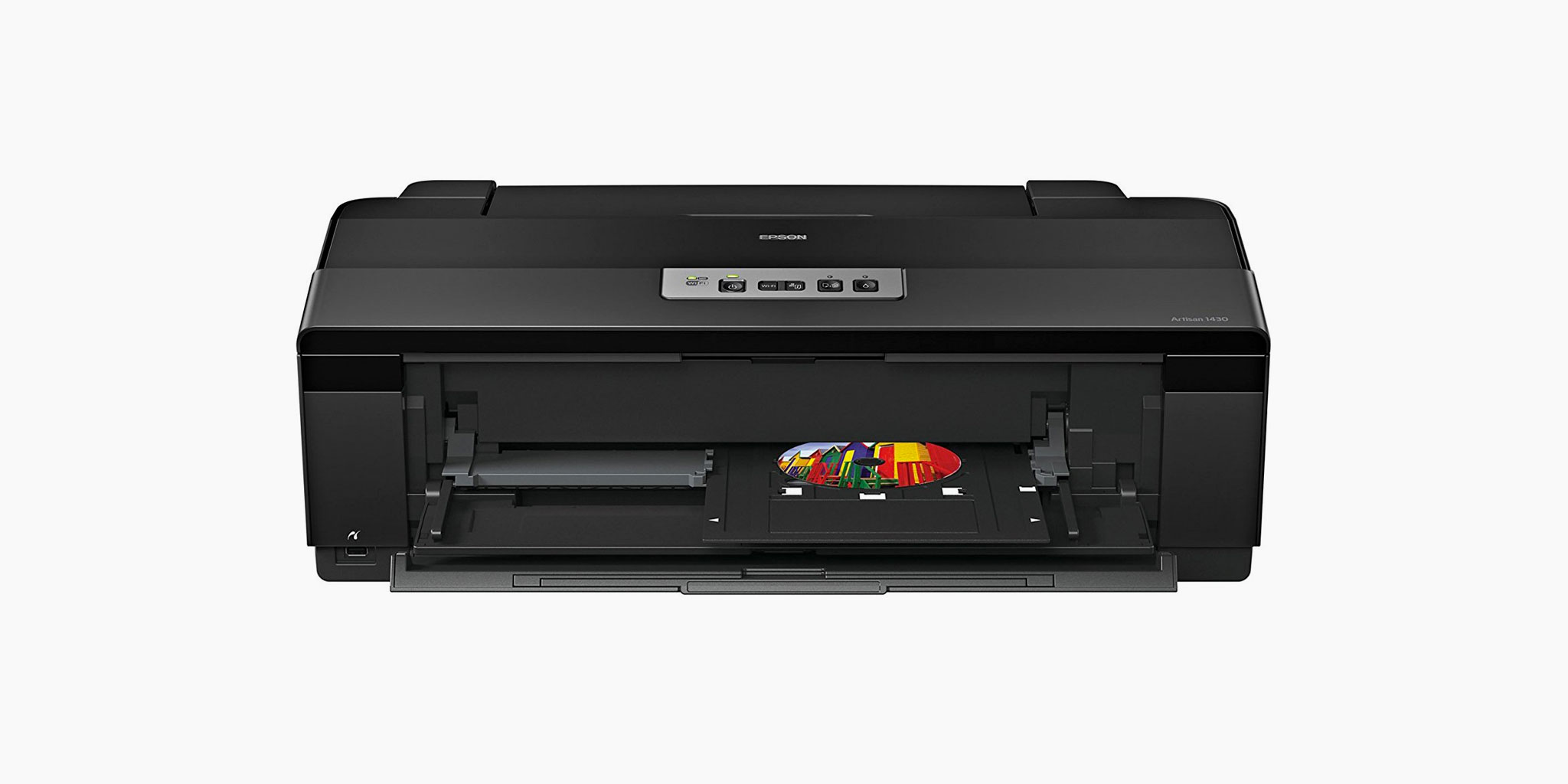 73c9c5d1 Epson is known for their color quality, and the Artisan 1430 is one of the  company's crowning achievements when it comes to professional results for  the ...