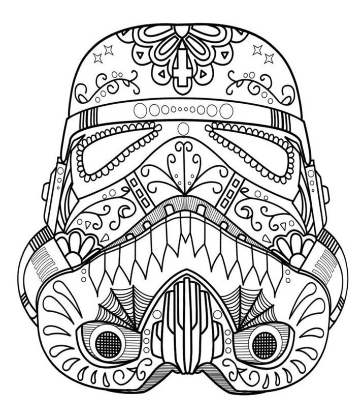 star wars pattern